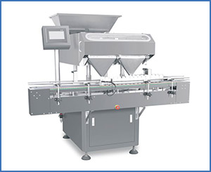 APC-16 High speed tablet capsule counting machine