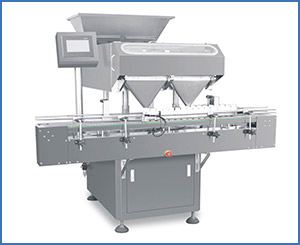 APC-24 Automatic Counting Production Line/capsule /tablet counting machine