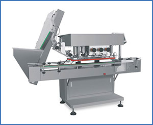APC-D902 Capping Screwing machine