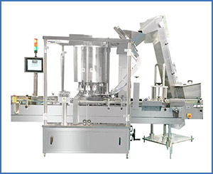 APC-D905 High Speed Capping machine