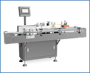 APC-T1 Round Bottle Side Face Labeler
