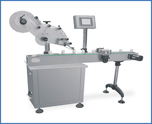 APC-T3 Top Face Labeler machine