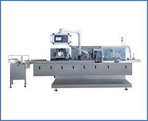 BZX-120P Automatic Bottle Cartoning Machine