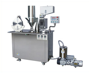 CGN-208D Semi Automatic Capsule Filling Machine