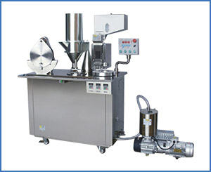 CGN-208D Semi Automatic Capsule Filling Machine
