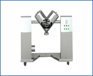 Model CH-VI Forced-Type Mixer