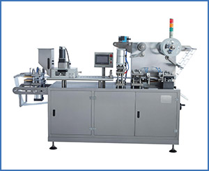 DPP-150E Automatic Rotary Blister Packing Machine