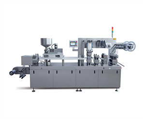 DPP-260H1 Automatic Alu Alu Blister Packaging Machine