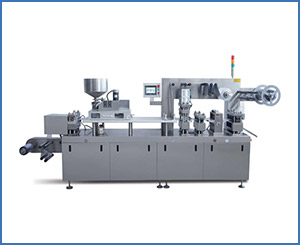 DPP-260H1 Automatic Alu Alu Blister Packing Machine