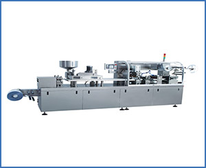 DPP-260H2 High Speed Alu-Alu Automatic Blister Capsule Packing Machine