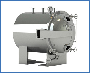 FZG,YZG squar and round static vacuum drier