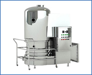 GF Series High Efficiency Fluidized Drier