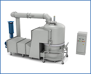 GFG Efficient boiling drying machine