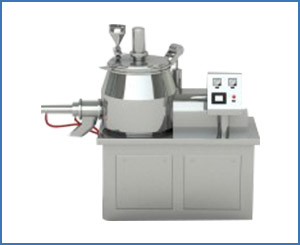 GHL Series High Speed Mixer/Granulator