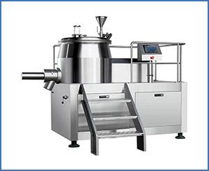 HLSG Series High Speed Wet Mixing Granulator