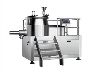 HLSG Series High Speed Wet Mixing Granulator-