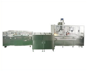 High Speed Suppository Production Line(Linear Type)