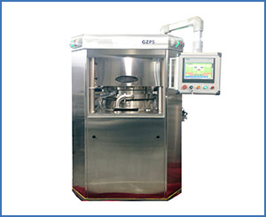 High speed high capacity GZPS660 series western medicine pill making rotary tablet press machine