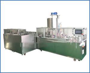Medium Speed Suppository Production Line(Linear)