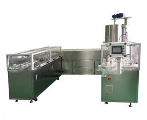 Middle Speed Suppository Production Line(U Type)