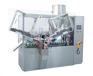 NF-120-Fully-automatic-Plastic-tube-and-aluminum-tube-filling-sealing-machine
