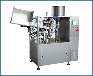 NF-60 Automatic Plastic/Laminated Tube Filling & Sealing Machine
