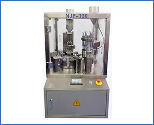 NJP-130 New Fully Automatic Mini Small Liquid Capsule Filling Machine