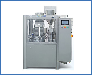 NJP-2500 Full Automatic Capsule Filling Machine