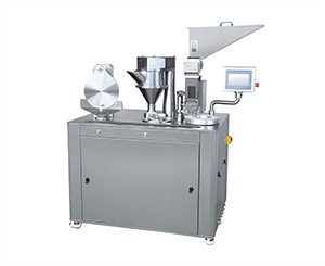 New Version Semi-automatic capsule filling machine CGN208-D3