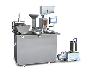 New research and development CGN208-D2 Pallet Capsule Filler Machine