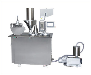 Pharmaceutical CGN208-D1 Horizontal Semi Automatic Capsule Filling Machine