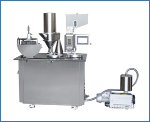 Pharmaceutical CGN208-D1 Horizontal Semi Automatic Capsule Filling Machine