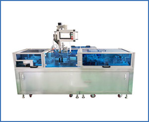 SP-2 2 Nuzzles Lab Supository Filling Machine