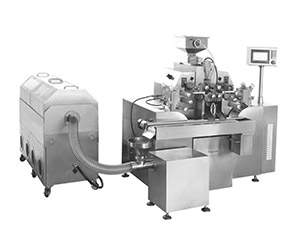 TM-100 200 250 Series Automatic Soft Gel Capsule Machine