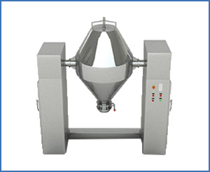 Model W Series Double Taper-shaped Mixer