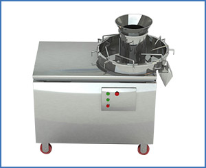 Model ZL rotating Granulator