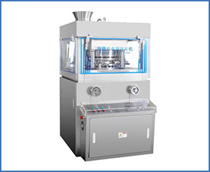 ZP25 effervescent rotary tablet press machine for Pharmacy