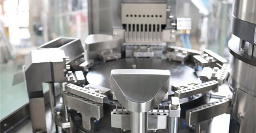 filling-station-of-aipak-automatic-capsule-filling-machine