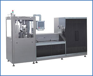 NJYF-300C Automatic Hard Capsule Liquid Filling and Sealing Machine production line