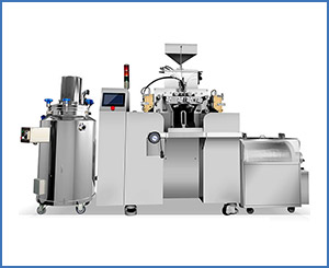 ZTHT-125B Softgel Encapsulation Machine