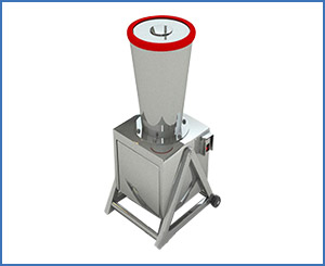 FYF Series Fruits And Vegetables Crusher Machine