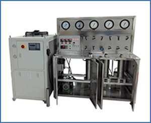 HB120-50-01 Supercritical CO2 Extraction Machine