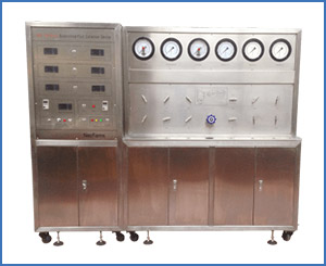 HB121-50-02 Supercritical CO2 Extraction Machine