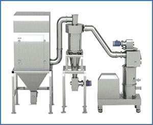 JCFJ Series Inner-Grading Mechanical Crusher