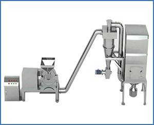 Model WF Series Cyclone Pulse Dust-collecting Fine Pulverizer