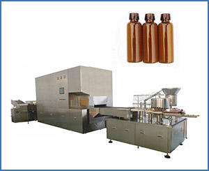 20-100 ML Oral Syrup Filling Machine Production Line
