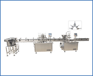 Liquid Glycerin Suppository Production Line