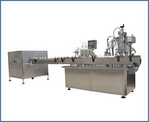 Spray Filling Machine Production Line