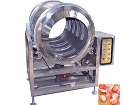 Surface sugar machine