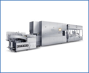 Vial Filling Machine Production Line